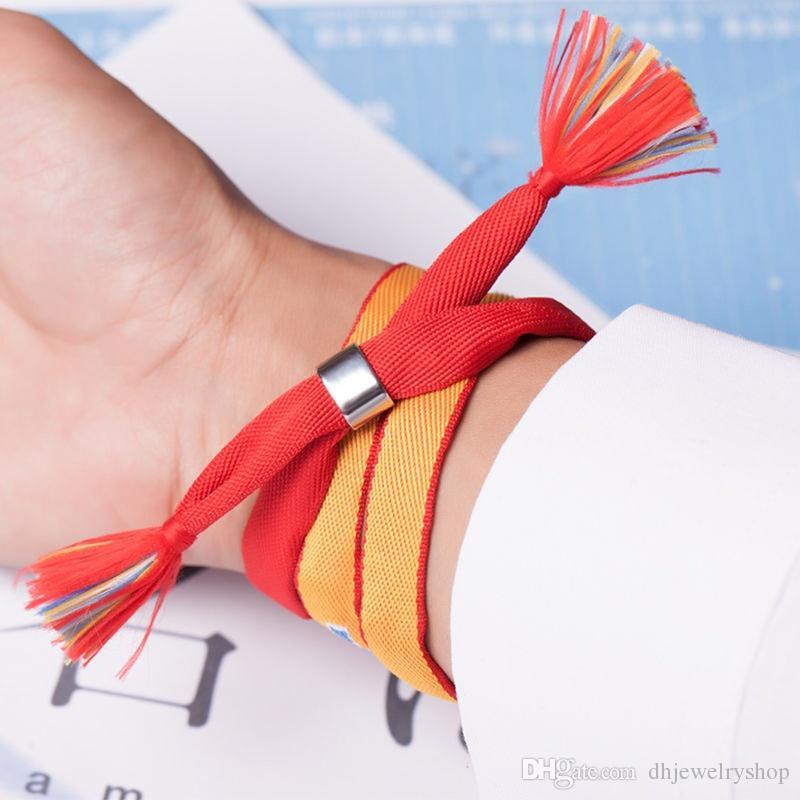 Дженпэна один фильм ва Кими нет на ваше имя Miyamizu Mitsuha браслет ювелирные изделия подарок косплей