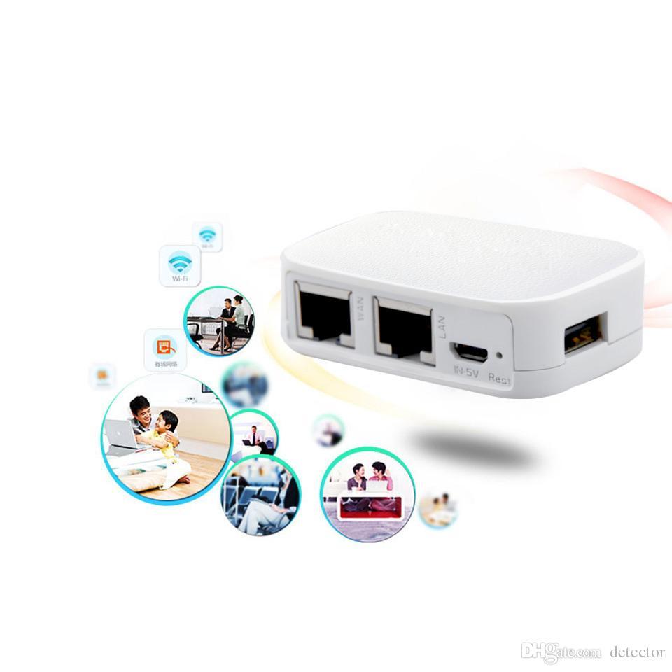 Smallest WT3020H 300M Portable Mini Router 802.11 b/g/n AP Repeater Client Bridge Wifi Wireless Router Support USB Flash Drive