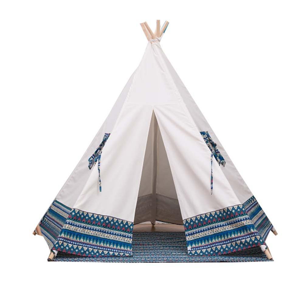 Großhandel Freie Liebe @ Blue Colr Kinder Spielen Zelt Indianerzelt ...