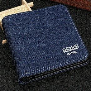Jormungand manga wallet Perfect order cartoon purse Anime short cash note case Money notecase Leather burse bag Card holders
