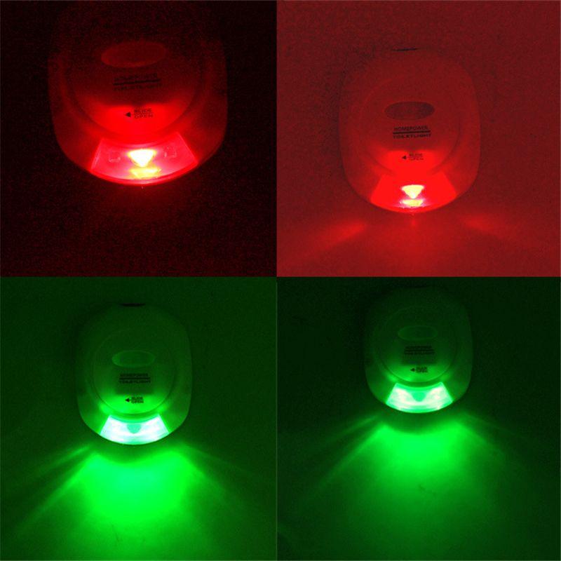 LED-Sensor-Bewegung aktivierte Toiletten-Licht-Badezimmer-Erröten-Toiletten-Lampe 3 LED-batteriebetriebenes Nachtlicht