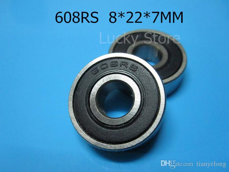 608z bearing. 2018 608rs bearings metal sealed miniature mini bearing 608 608z 608zz 8*22*7mm chrome steel from tianyelong, $4.73 | dhgate.com i