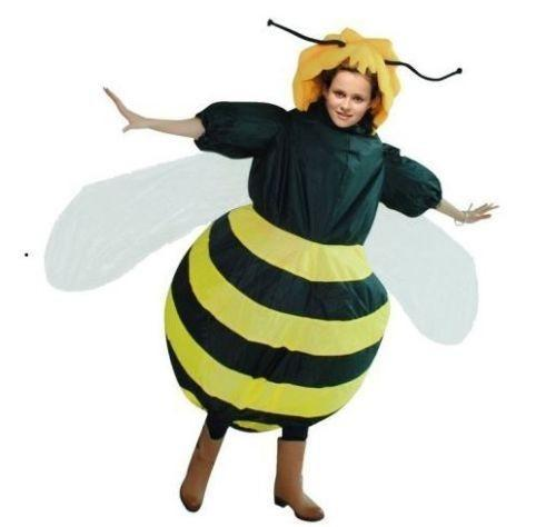 see larger image - Bee Halloween