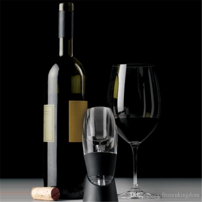 DHL Fedex HOT wine Aerator Magic Decanter with bag hopper magic wine decanter with bag and filter a287-a293
