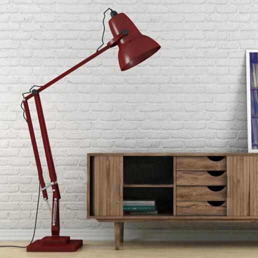 Floor Standing Anglepoise: Giant Anglepoise Floor Lamp Modern Fashion Classical