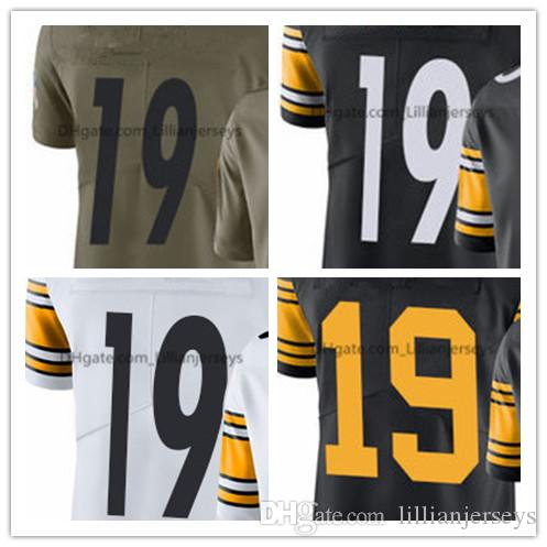 juju smith schuster jersey white