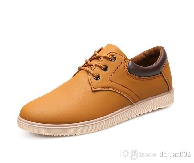 Aemember mis les pieds des chaussures d'hommes chaussures respirant Chaussures Hommes Travail ,39, Brown