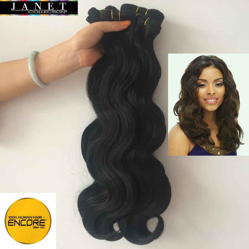 Janet collection encore new body weaving premium blended hair see larger image pmusecretfo Image collections
