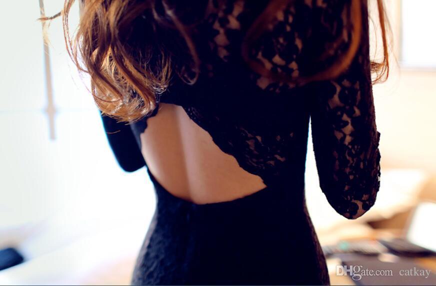 2018 Sexy Lace Cheongsam Tight Nightclub Sm Sexy Underwear