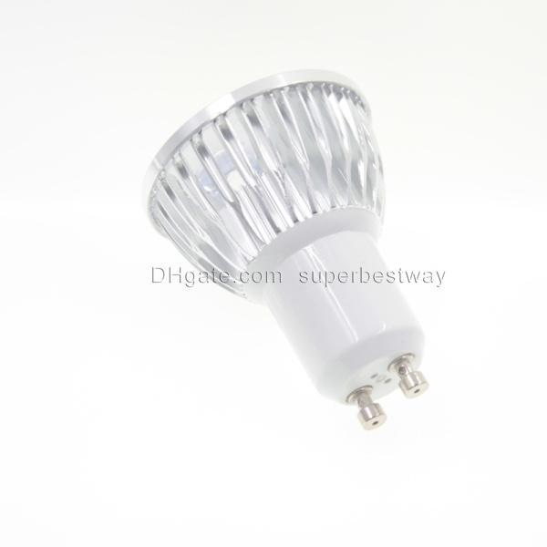 luces led regulables llevó el proyector al aire libre llevó la potencia de la luz del bulbo del proyector E27 E14 GU10 GX5.3 MR16 con la lámpara AC ALC 85-265V llevó la luz DB001