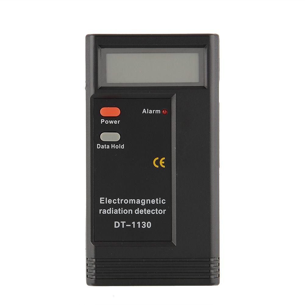 20 UNIDS / LOTE LCD Digital Detector Electromagnético de Radiación EMF Meter Dosímetro Tester no pack dhl envío gratis