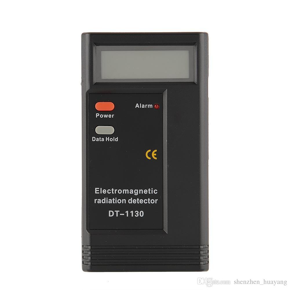 Digital LCD Electromagnetic Radiation Detector EMF Meter Dosimeter Tester no pack dhl