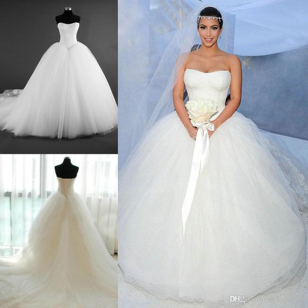 Attractive Wedding Gowns For Fat Women Vignette - Wedding and ...