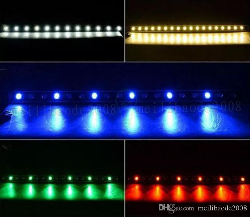 36W LED Wall Washer RGB 36W Wash Wall LED Lampe Flutlicht Färbung Lichtleiste Lichter Barlight LED Flutlicht Landschaftsbeleuchtung MYY