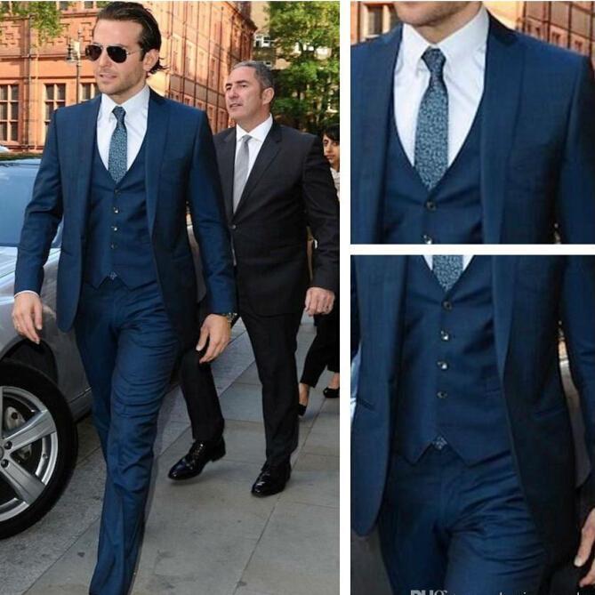 Navy Blue Prom Suits - Go Suits