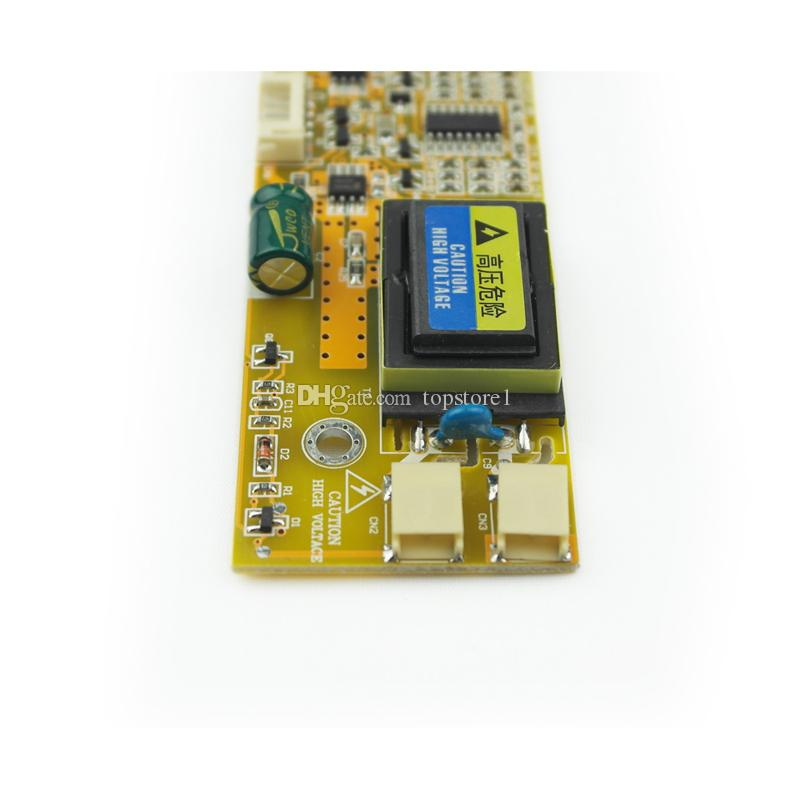 "4 Lamp CCFL Backlight Inverter Board for 17 ""-24 "" Inch Raspberry PI 2 TFT LCD Screen DIY Display Panel Module"