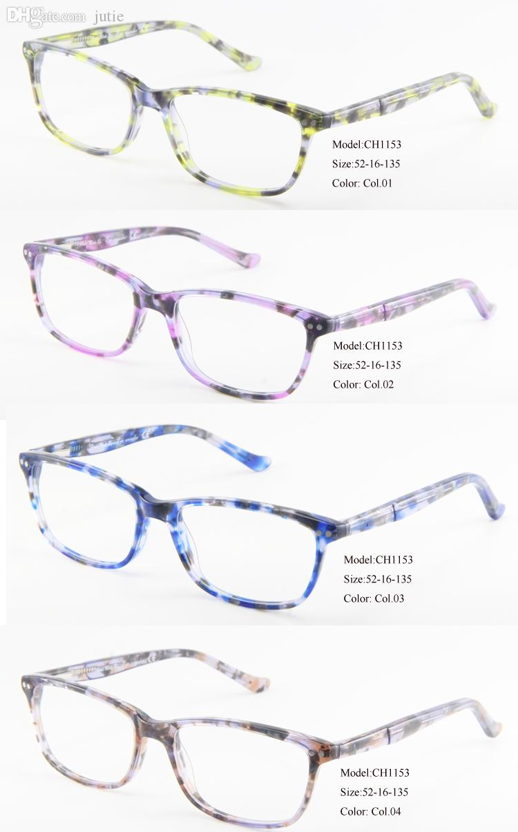 d791e644e2a Wholesale-Eye Wonder Women s Acetate Frames CH1153 Frames True ...