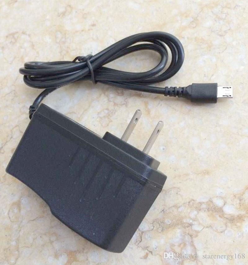 168 Micro USB 5V 2A Ladekonverter Netzteil US EU UK UK-Stecker AC für 7