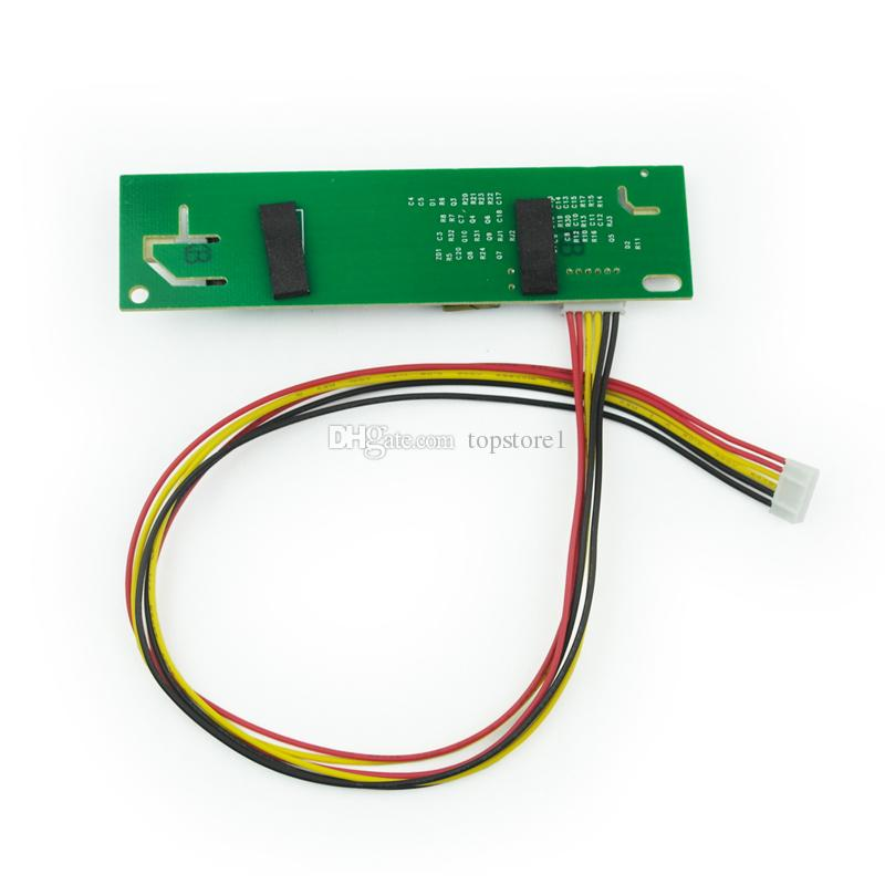 "2 Lamp Backlight Universal Laptop LCD CCFL Inverter Board for 17-22"" Inch LCD Screen Display Panel"