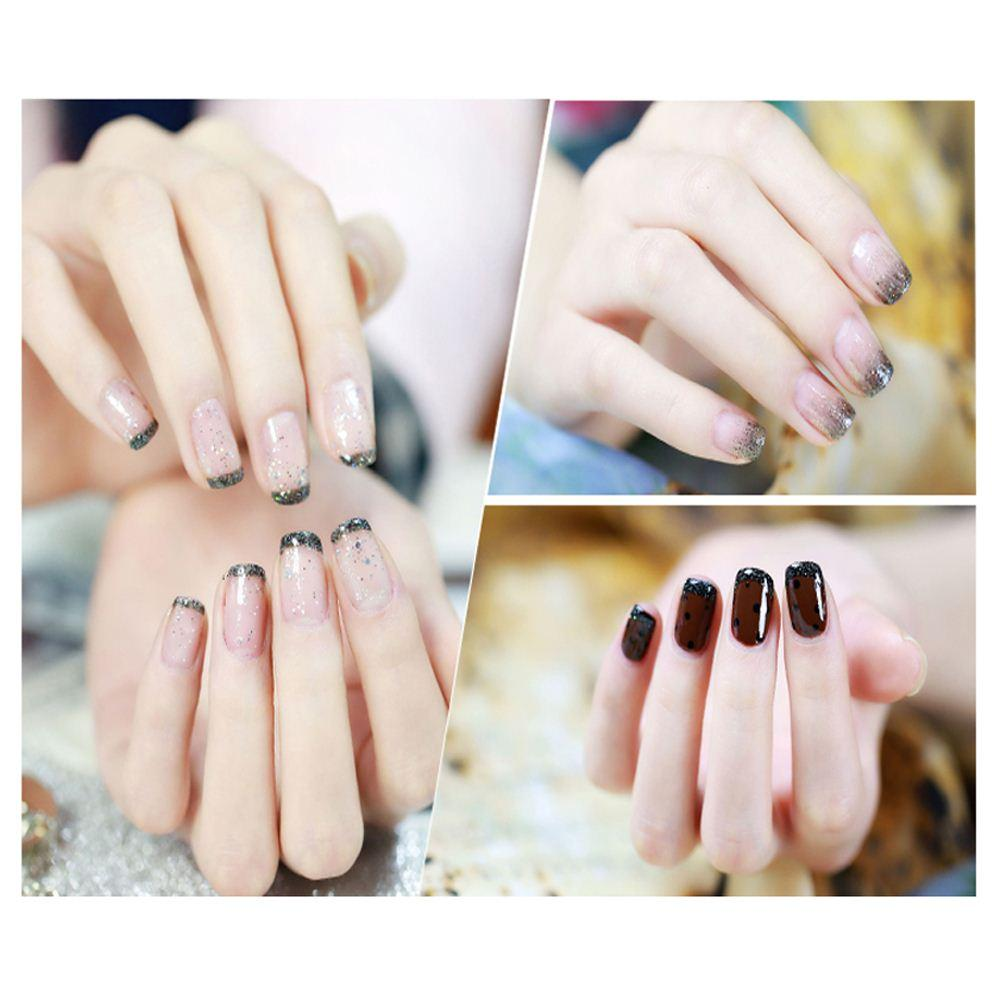 Painting kit nail art gel dot dotting pen nail brushes polish painting kit nail art gel dot dotting pen nail brushes polish styling tools manicure tool 2 way nail art dotting tool sciox Gallery