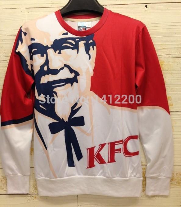Kentucky fried chicken creed kfc uniforms food women men for Start an online t shirt business at zero cost