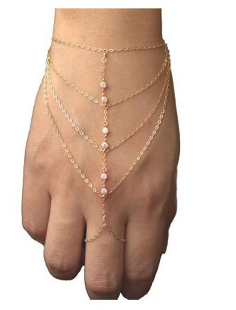 Pink fashion jewelry sets 10
