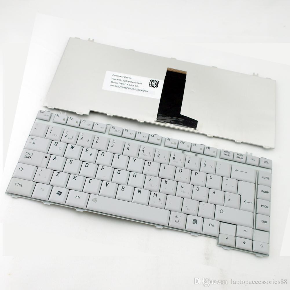 2017 New Deutsch De Gr Tastatur Keyboard For Toshiba ...