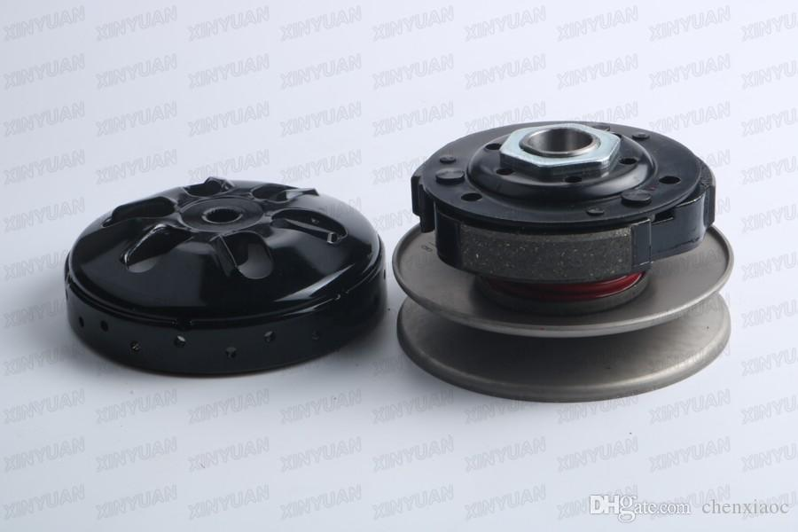Scooter Racing Clutch GY6 50cc QMB139 Chinese Scooter Performance Rear  Clutch