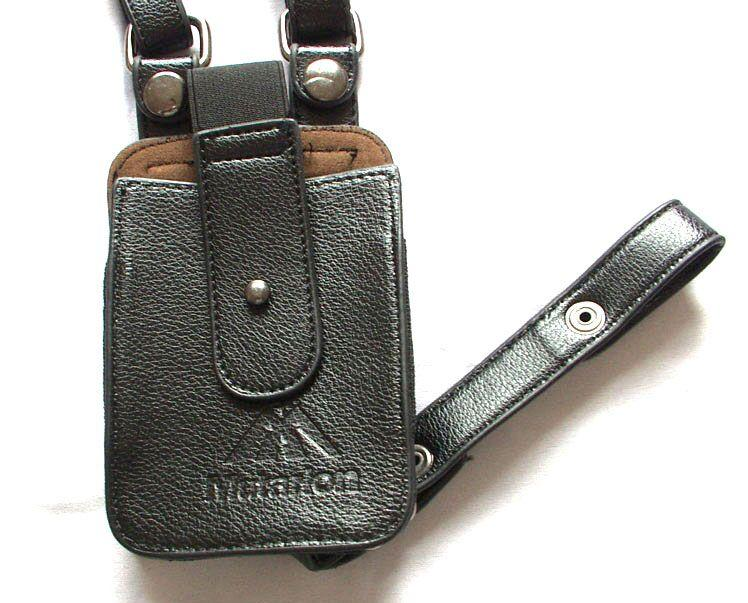 NEW PU Leather Anti-theft Hidden Underarm Holster Style Shoulder Wallet Phone Travel Bags Hot Sell