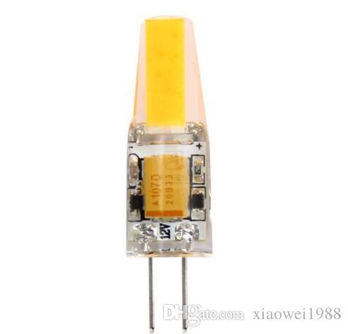 디 밍이 G4 LED 12V AC / DC 옥수수 속 빛 3W 6W 고품질 LED G4 옥수수 속 램프 전구