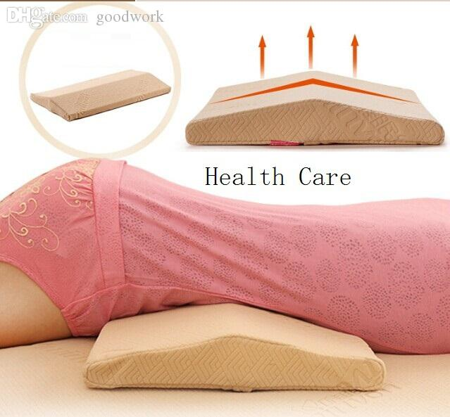 back pillow for bed Wholesale Sleeping Health Pregnancy Cushion Bed Back Pillow Memory  back pillow for bed