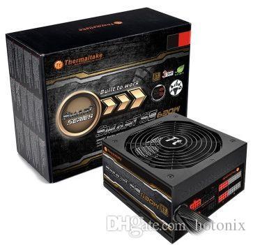 Thermaltake Tt 630w 100~240vac Input Half Modular Atx Pc Power ...