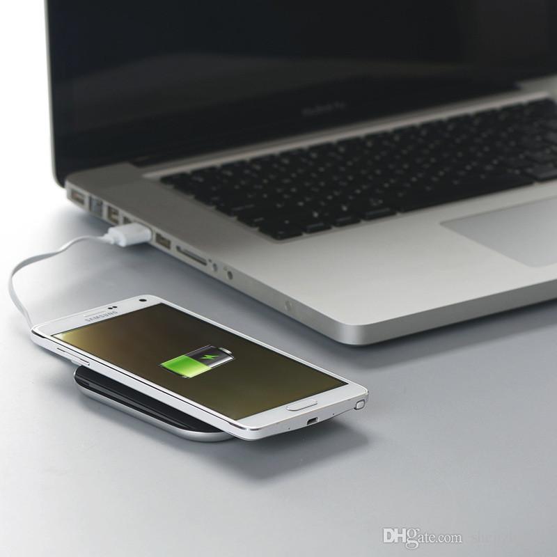 Evrensel Qi Kablosuz Şarj Alıcı Filmi Yama Modülü Kablosuz Şarj Samsung Apple iphone 7 6 artı OTH671