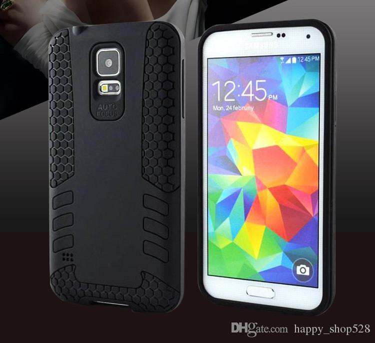 Cell phone case rocket Style Hybrid Rugged Case Heavy Duty Defender Hard Back Cover 2 in 1 Protector for iPhone 6 6plus Samsung Note 4 S5 S6