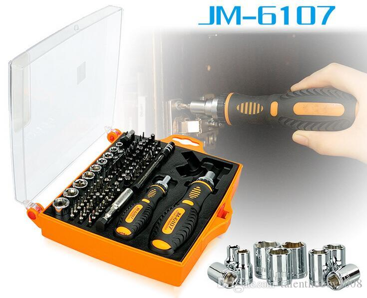 79 in 1 Professional Hardware Screwdriver Set Electronics Repair Tools Ratchet Tool Set for cellphone PC computer glass camera ect