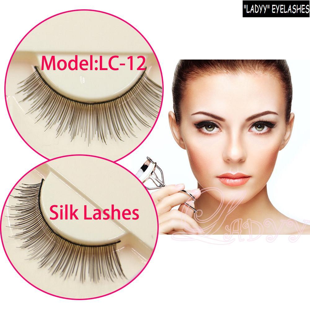 Faux Human Hair Eyelashescheapest Eyelashesfake Human Hair Lashes