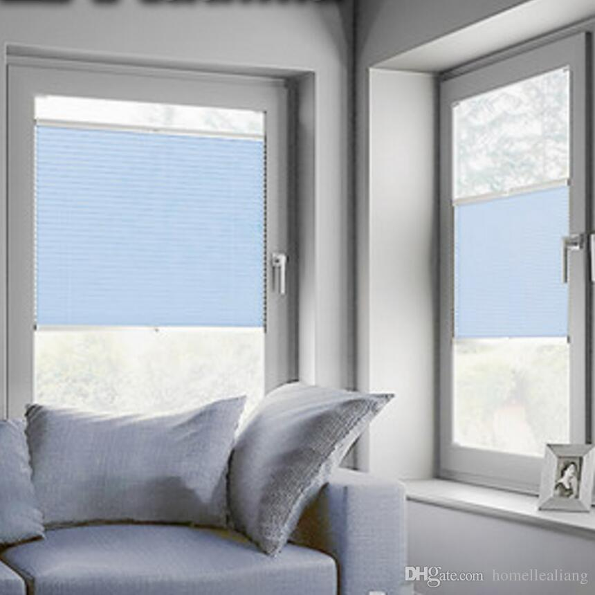 top down shades. Cordelss Top Down Bottom Window Blackout Cellular Honeycomb Blinds Shades Finished Blinds,Customize Up D
