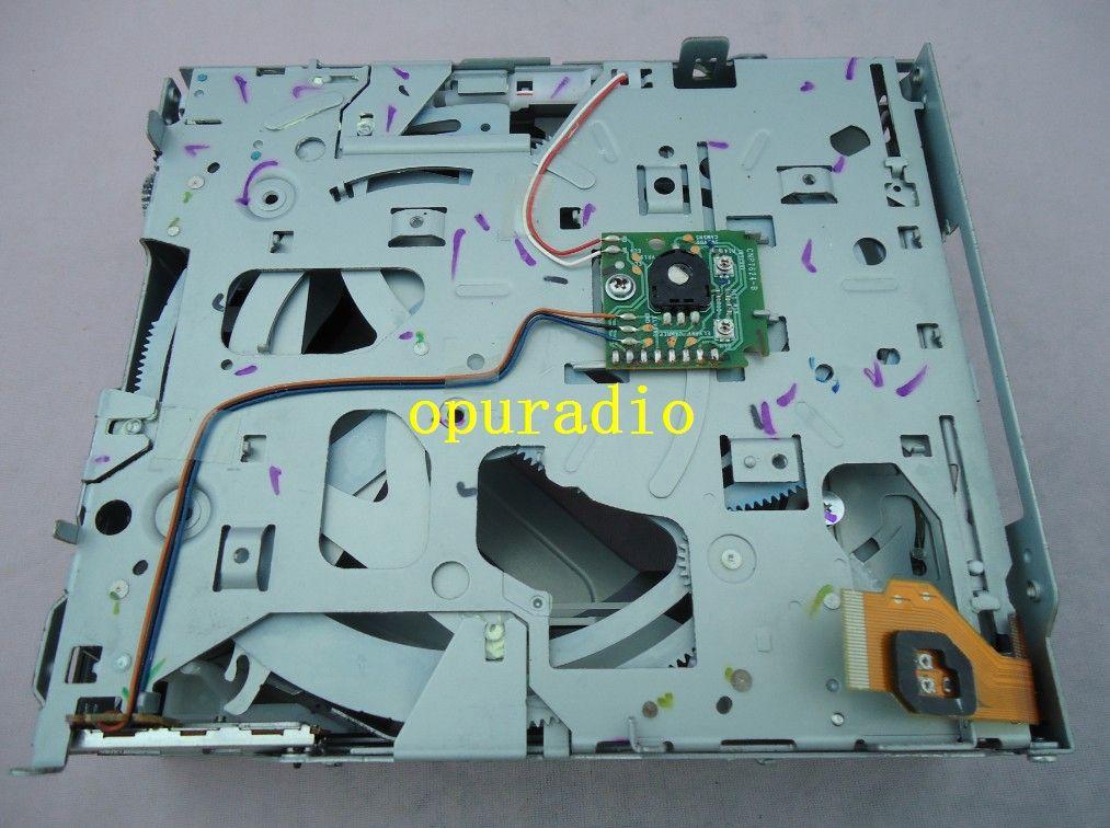 Original 6 disc DVD changer without PCB for Lexus AVH-P6850 P6050 Toyota Prado LAND CRUISER Jeep Car DVD navigation tuner system