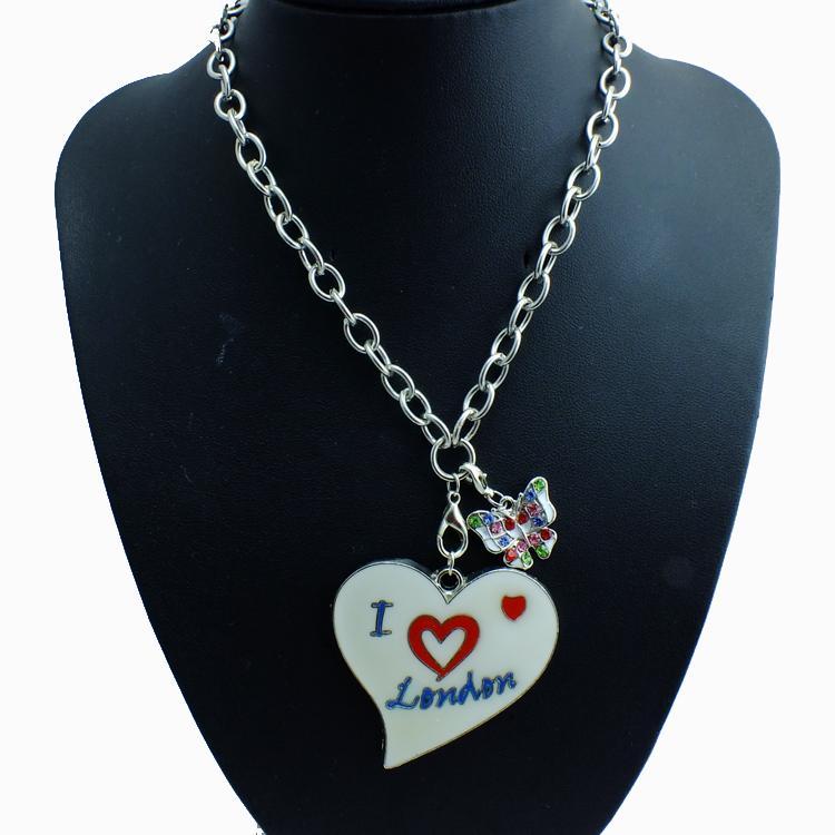 New Arrival! Moda Wykwintne stopy cynku Rhinestone Butterfly Homar Zapięcie Keyring Key Charms Biżuteria