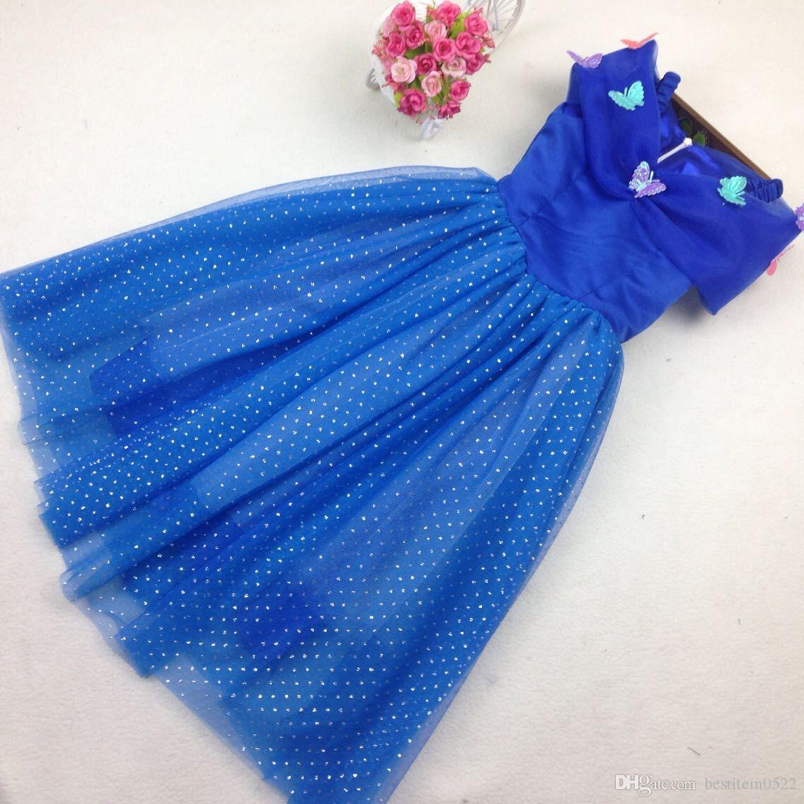 Fancy Blue Dresses