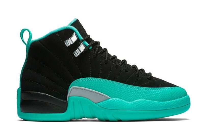 2018 12 12s Men Basketball Shoes Flu