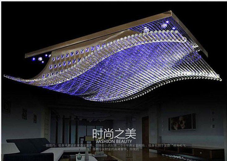 Kronleuchter Modern Edelstahl ~ Großhandel moderne minimalistische led k kristallleuchter