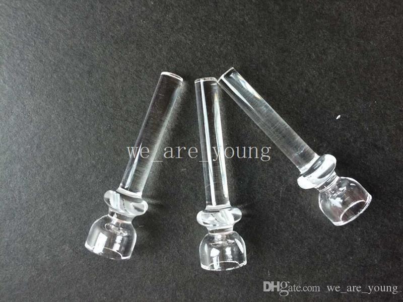 100% de uñas de cuarzo de 14 mm o 18 mm de cúpula de cuarzo sin punta para tuberías de agua Plataformas petroleras de fumar