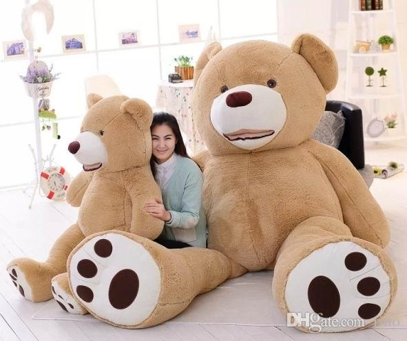 84d179a0572 Big Giant Teddy Bears Plush Toys 78 / 53 /39.5 High Quality Birthday  Valentines Day Gifts Large Teddy Bear