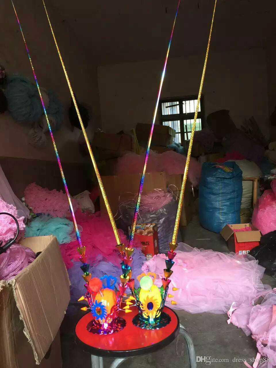 Monkey King Emitting Music Hat Dragen Paars Glitter Crown Cap Wukong nieuwste speelgoed voor kinderen