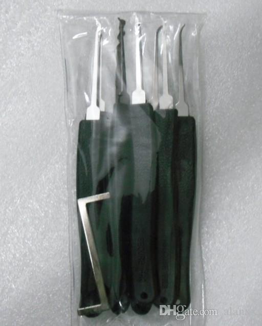 حرية الملاحة مفتاح قفل اختيار مجموعة 9 قطعة اختيار أدوات قفل المتقدمة ، أدوات الأقفال