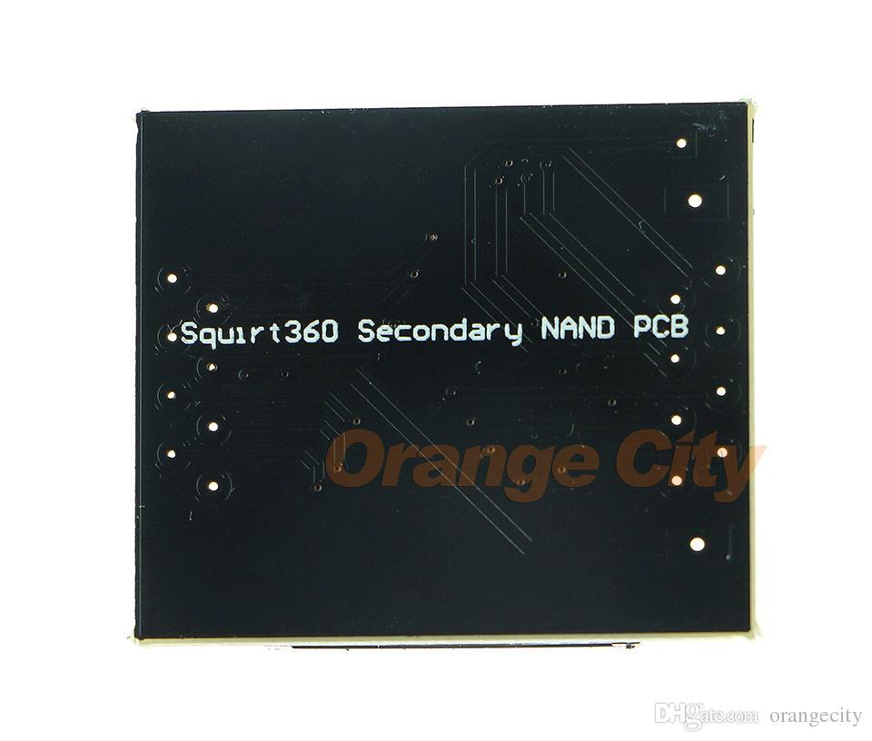 Original Nuevo DUAL NAND PCB 512 Mbyte 512MB PCB Para Xbox360 512MB Dual NAND Squirt360 Secundaria NAND PCB
