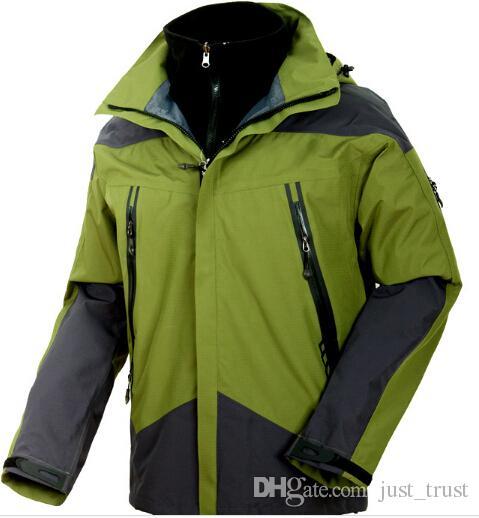 2016 New arrival Outdoor men sport hoodie jacket skiing running coat climbing outerwear waterproof coat Fishing Camping Coat