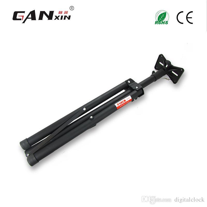 [Ganxin] Große professionelle Flexible Stativ Indoor und Outdoor-Verwendung Metallständer Erweiterbar und Faltbare Anzeigetafel Erweiterbar Halter
