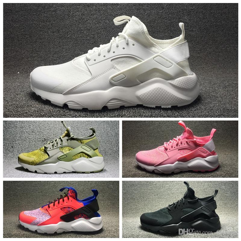 5fbd5d3c7866 2018 New Air Huarache Running Shoes For Men   Women Sneakers Sport  Huaraches Shoes Trainers Size US 5 11 Waterproof Running Shoes On Running  Shoes From ...
